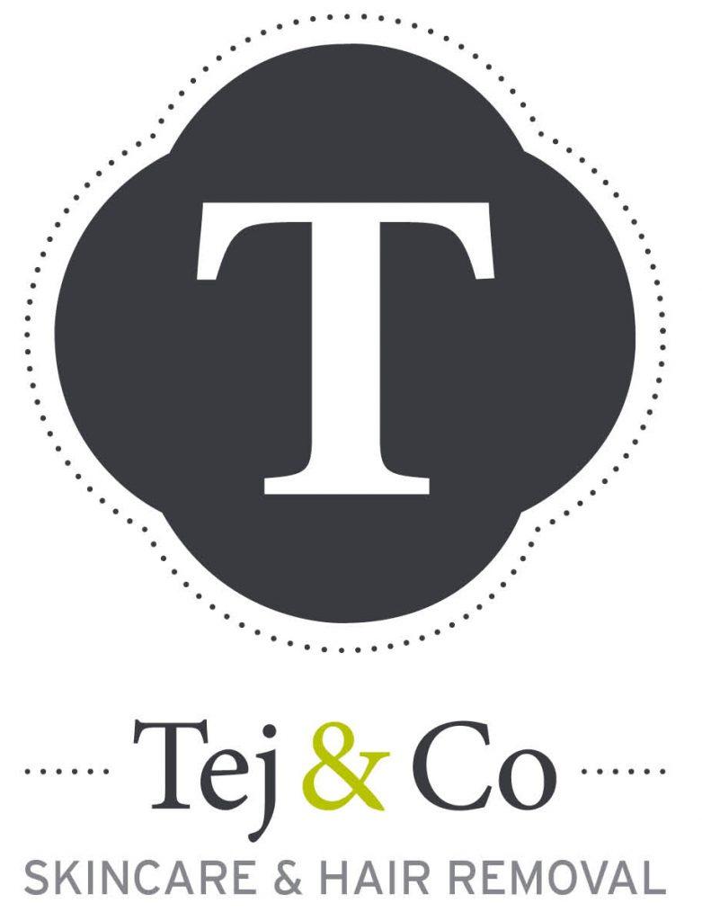 tej&co skincare clinic stourbridge _ logo